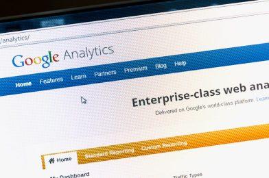 Google Analytics – een korte introductie